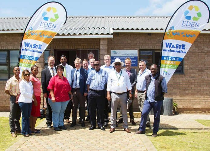 Waste projects receive Swedish interest