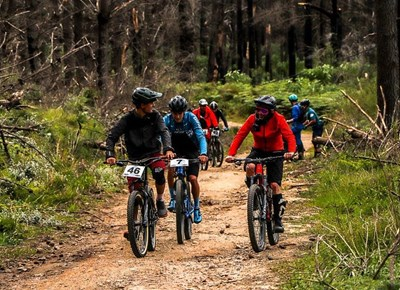 Witfontein Funduro, hosted by the Hillbillies Mountain Bike Club