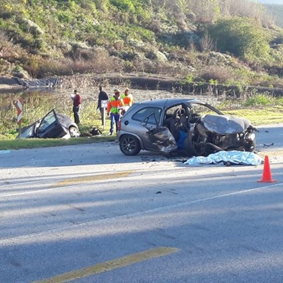 Fatal accident claims 1, leaves 2 injured