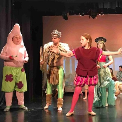 Theatre in a buzz for December pantomime
