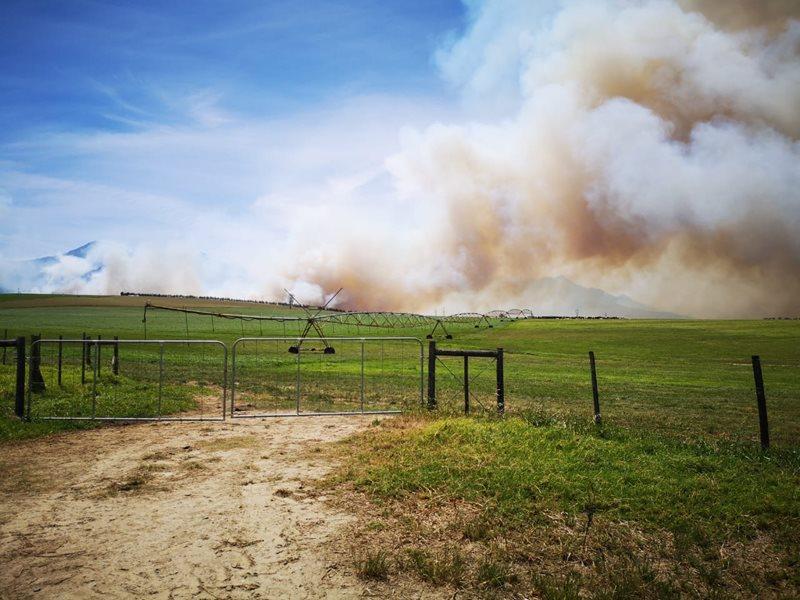 Garden Route District Fires Update Knysna Plett Herald