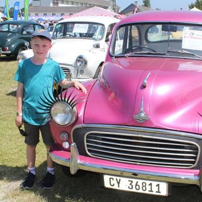 Vintage gems galore at old car show
