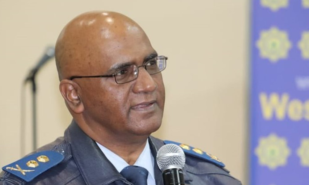 SAPS: Fallen police heroes remembered