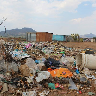 Issues continue in informal settlements