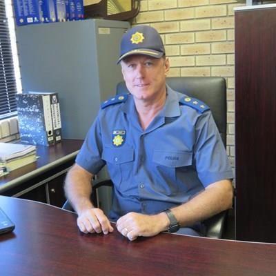 Colonel Herbst warns criminals