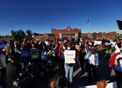 Justice for Naledi