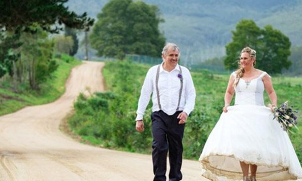 Linny and Antonette's wedding