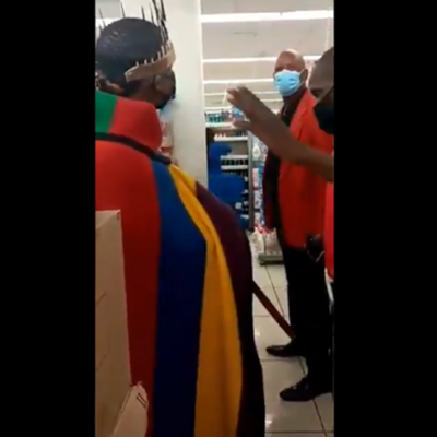 Activist told traditional Ndebele attire not 'decent'