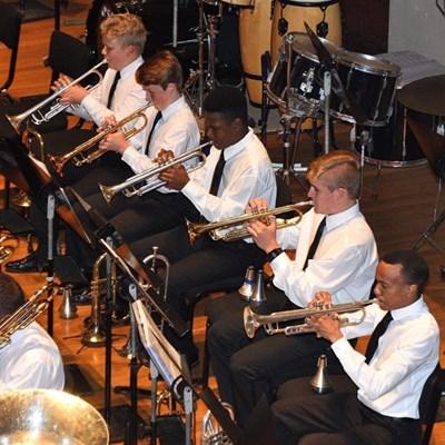 Grey High School Band in Graaff-Reinet