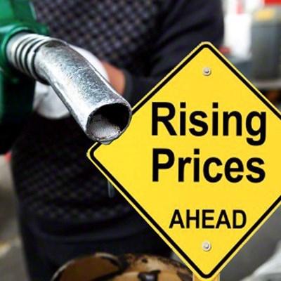 Fuel price increase next week