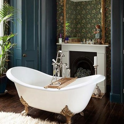 Let your bath be your haven