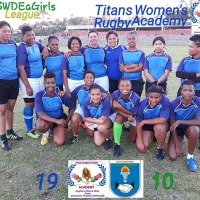 Titans clinch historic win