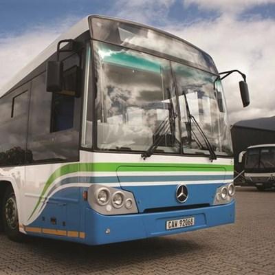 Go George Service: Pacaltsdorp routes