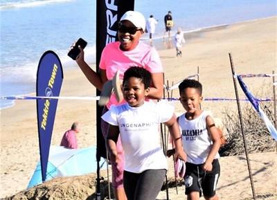 NSRI beach run on 4 January