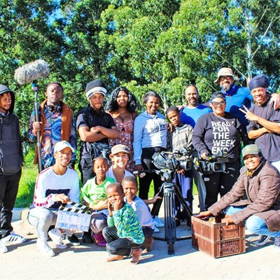 Youths add mojo to film fest
