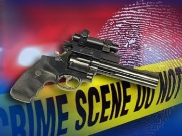 Shots fired in business robbery