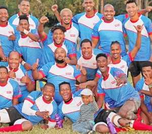 Albertinia Rangers bly steeds onoorwonne