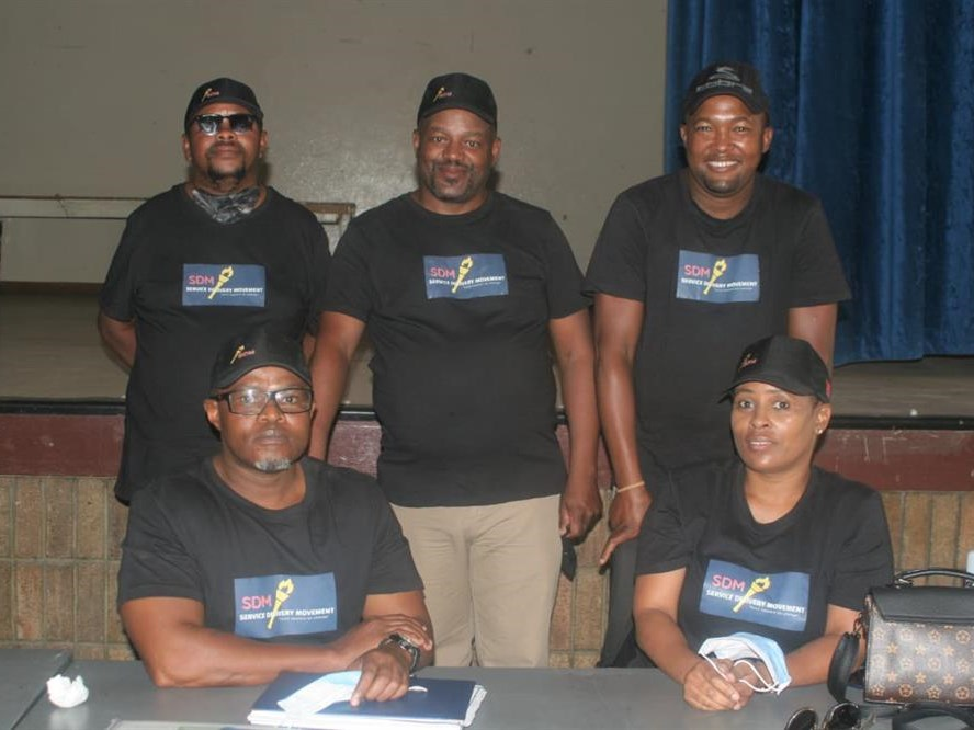 Service Delivery Movement into action