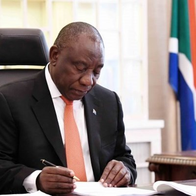 What South Africa needs to hear from Ramaphosa today