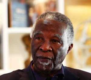 An apology to Mbeki, and accusations of a coup to Ramaphosa
