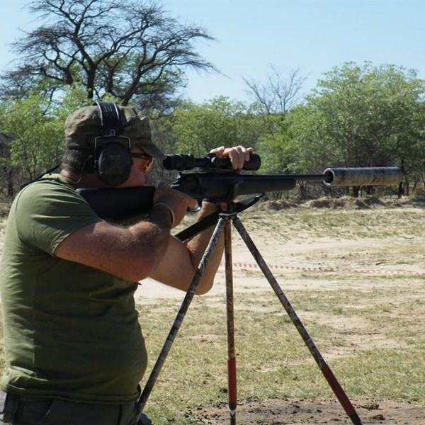 Jaggeweerskiet in Waboomskraal