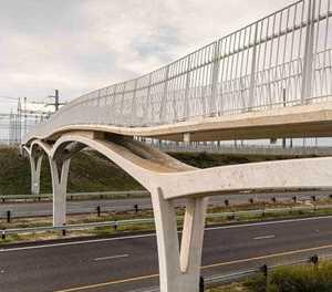 Pedestrian bridge over N2 near George to be built