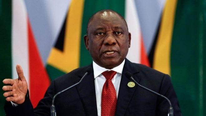 President Ramaphosa urges caution | Oudtshoorn Courant