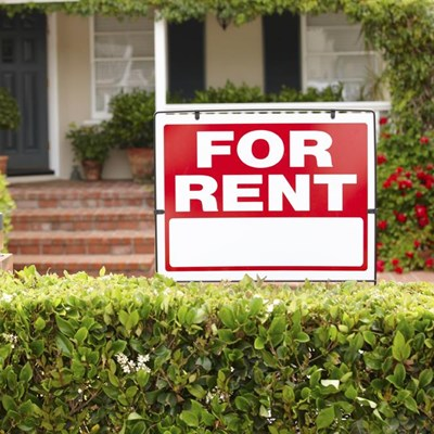 Choose rental homes as carefully as your own