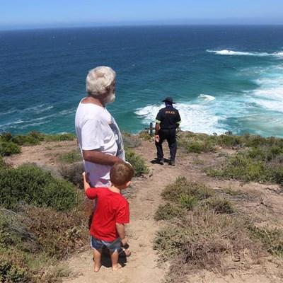 Update: Boy survives crash down cliff
