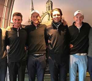 Joy and heartbreak for GolfRSA six in Scotland