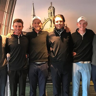 Joy and heartbreak for GolfRSA six in Scotland