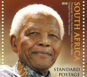 New stamps issued to celebrate Madiba's 100 years