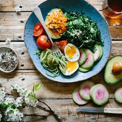 A nurse's guide to healthy eating habits