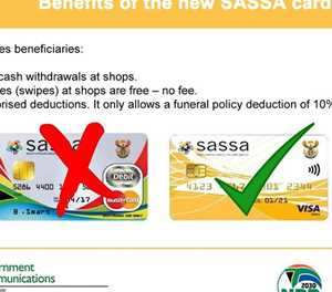 Sassa ready for October payments