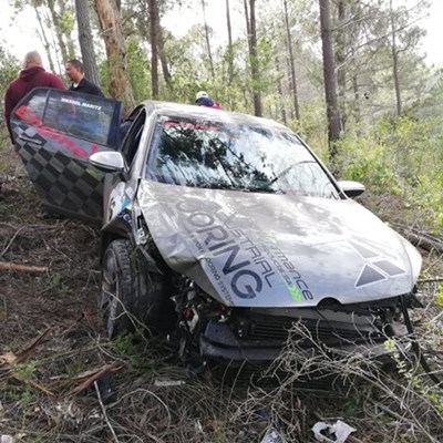 2 more crashes at Hillclimb