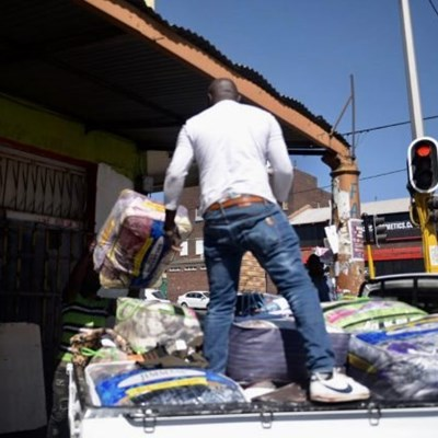 Johannesburg CBD, Tshwane tense but calm – police
