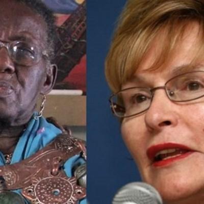 Helen Zille calls Credo Mutwa a liar