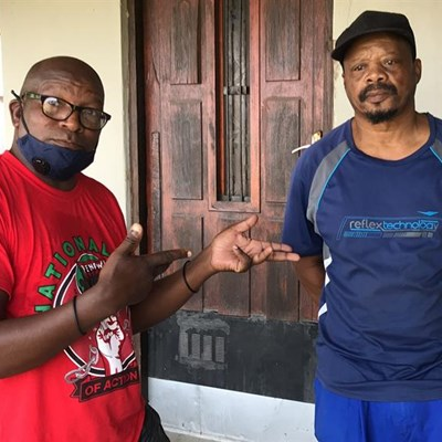 Soldiering on for former political prisoners in need