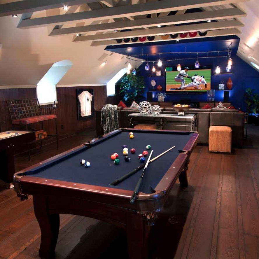 Rugged ideas for your man cave