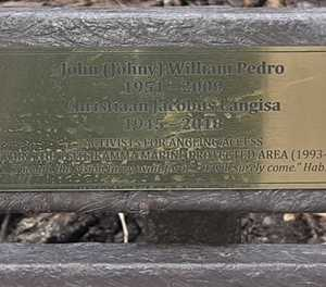 Plaque unveiled to honour Tsitsikamma anglers