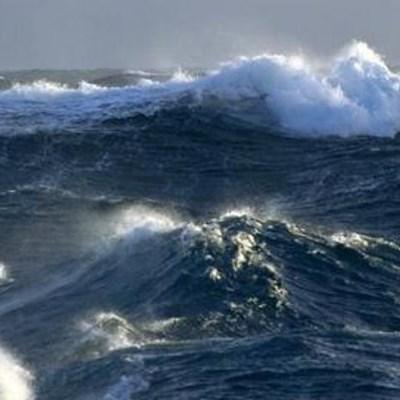 Alert for high seas
