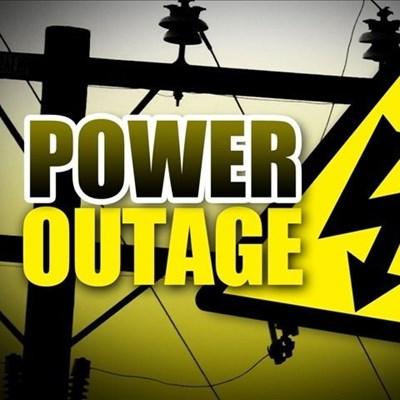 Power outage in Oudtshoorn