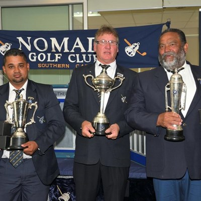 George Golf Club entertains SC Nomads