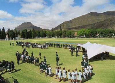 Union High School's Centenary Founders' Day began
