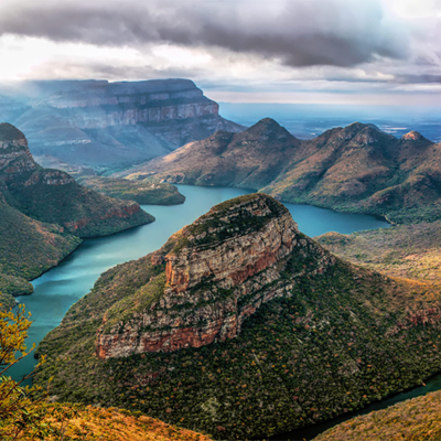 5 of the best scenic spots In Africa