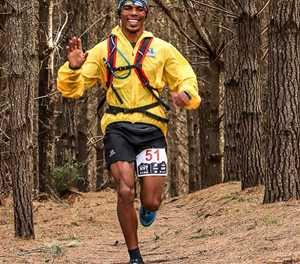 Eerste George Mountain Ultra Trail betowerend