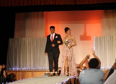 Mr and Miss KHS pageant