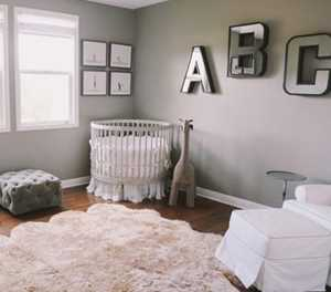 Mistakes to avoid when decorating a nursery