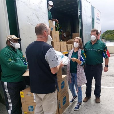 Gift of the Givers intervenes in Garden Route