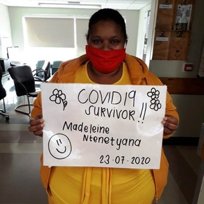 George Hospital: More COVID-19 patients discharged